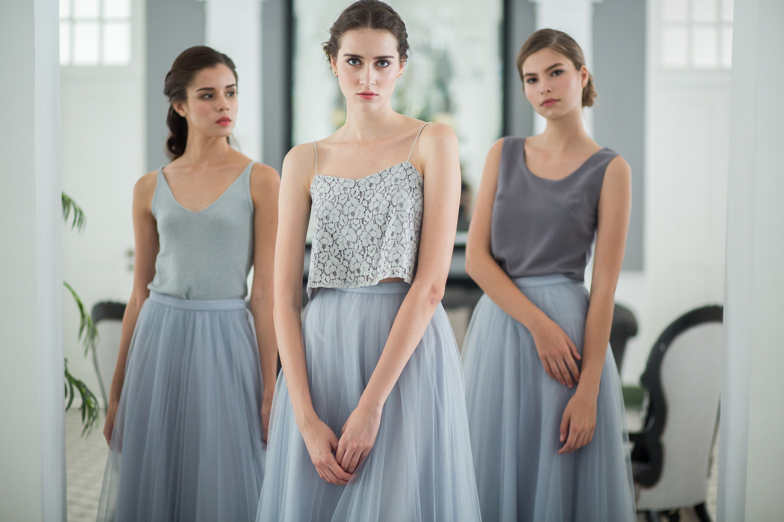 The Bridesmaids FW16 Edit | DEW by BeStarck