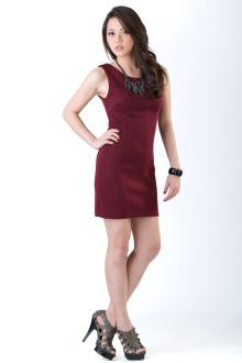 Dalitha Textured Dress