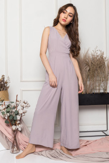 Alyssa Jumpsuit in Grey